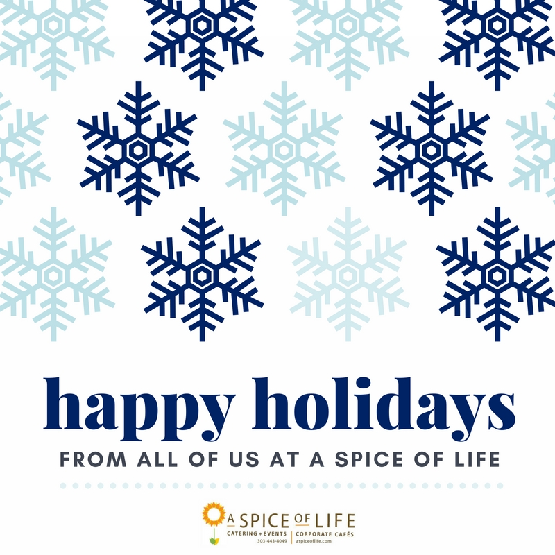 Happy Holidays From A Spice Of Life