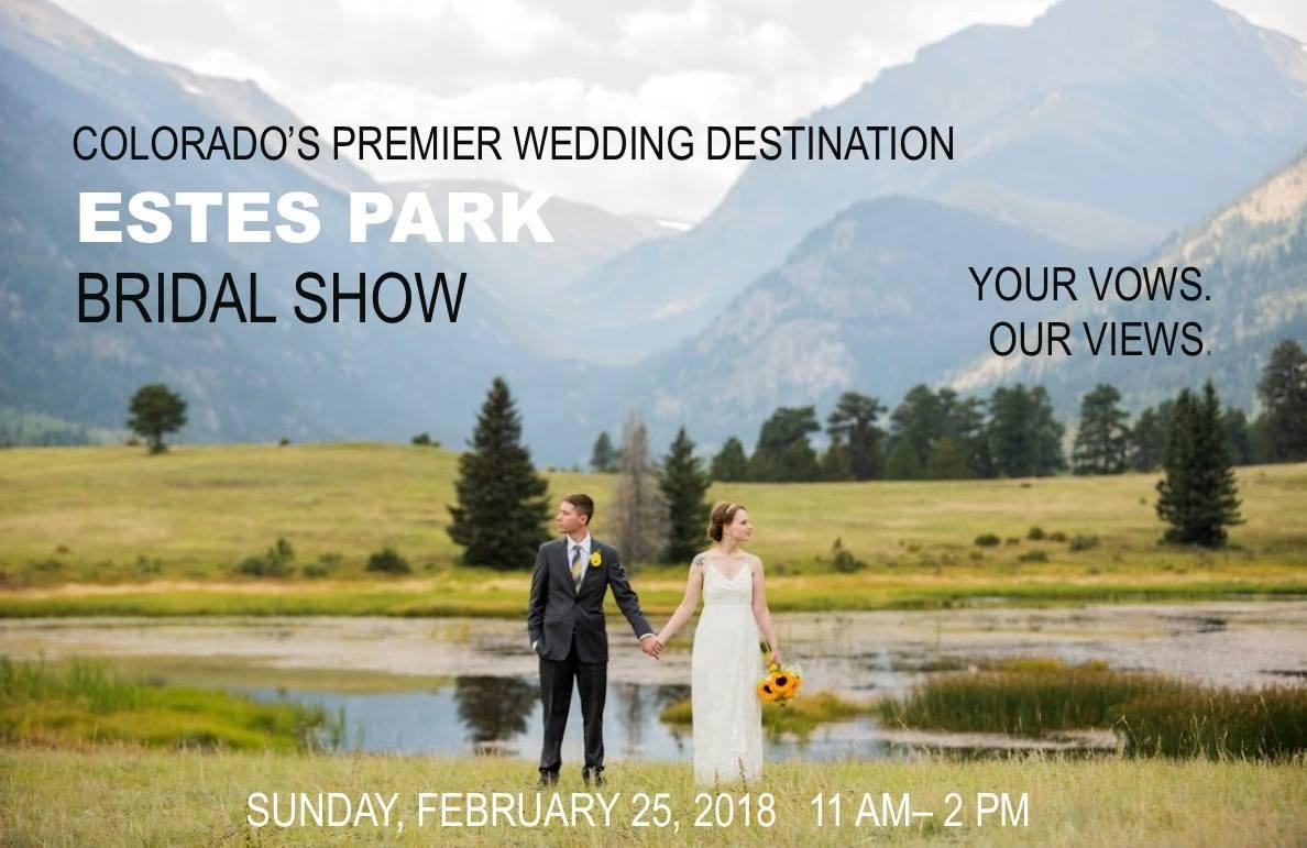 21 Feb 2018 Estes Park Wedding Ociation Bridal Show 2 25