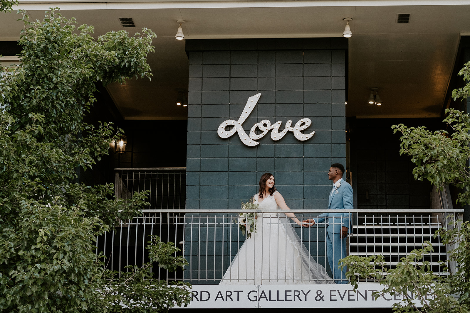 Vanessa & Brandon, Rembrandt Yard Couple -- Alyssa Reinhold Photography