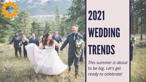 2021 Wedding Trend- Photo by Folly Photography